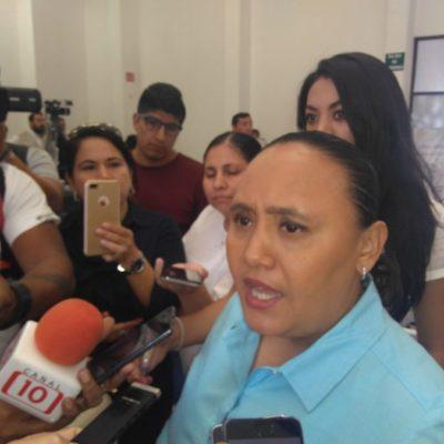 Confía Cristina Torres que informes e investigaciones ayudarán para retirar 'warnings'