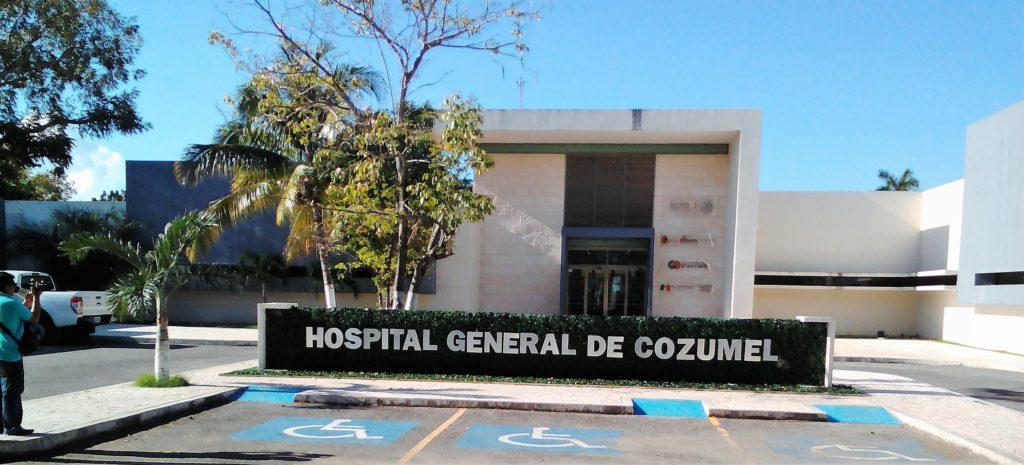 Hospital de Cozumel sólo cuenta con el  80% de abasto