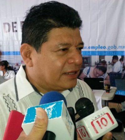 Othón P. Blanco no puede hacer nada para apoyar a pobladores de Santa Rosa; pertenecen a Calakmul, dice Luis Torres