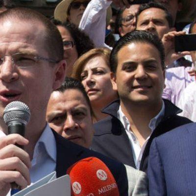 La única forma de sacar a Ricardo Anaya de la contienda es matándolo: Diego Fernández de Cevallos