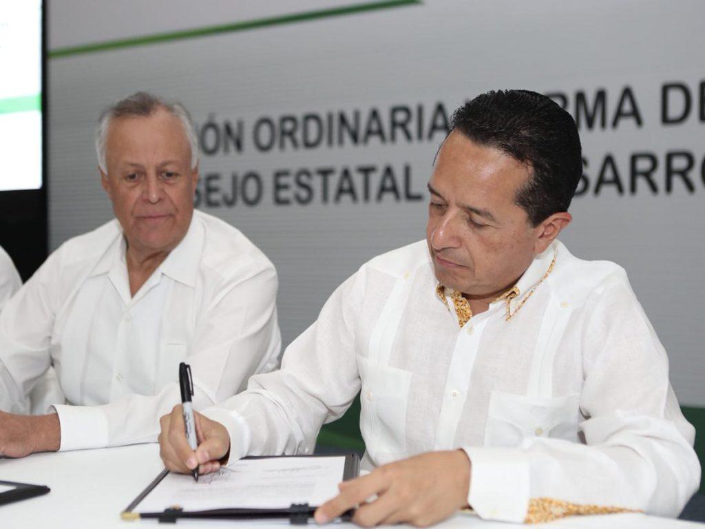 Nueva cárcel en Quintana Roo tendrá inversión pública y privada, anticipa Carlos Joaquín
