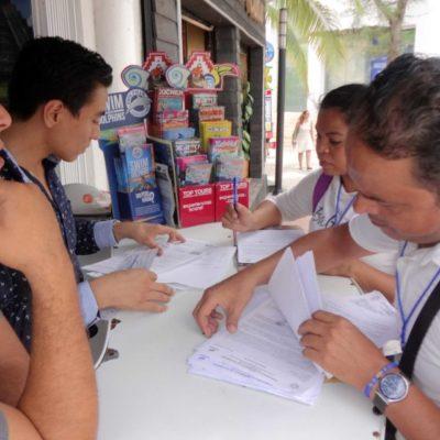 Fiscalización comienza revisión de negocios en Cancún