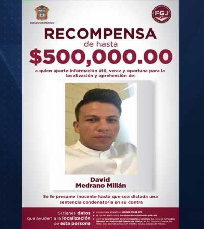 Prófugo del Estado de México es detenido en Mérida