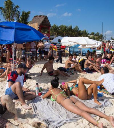 Registra Playa del Carmen 85% de ocupación hotelera, mientras oferta sus productos en la ITB Berlin