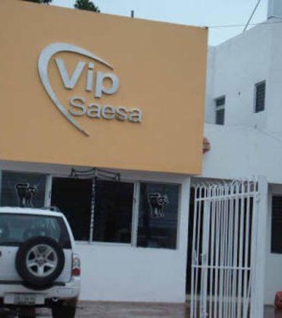 Los vuelos de VIP SAESA no serán nada más para funcionarios sino para público en general