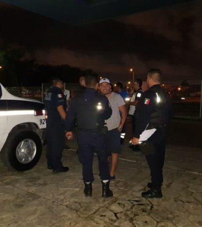 Intercambian acusaciones hospital y paramédicos tras incidente por entrega de un paciente ayer en Cancún que casi provoca un enfrentamiento