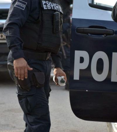 Cinco mil elementos policiacos de QR serán investigados en bienes y en confianza