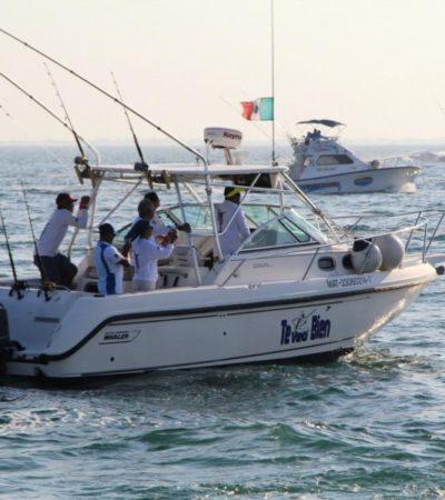 Los náuticos de la Riviera Maya no se dan abasto con tantos visitantes; alertas de viaje no los afectaron, aseguran
