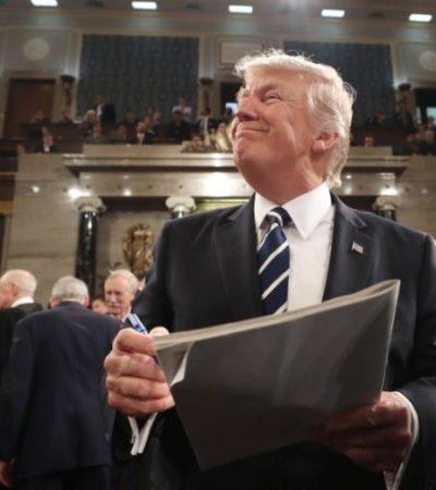 Aplicará Trump arancel de 25% al acero y 10% al aluminio, sin anunciar nacionalidades; la Bolsa se tambalea y empresarios mexicanos piden medidas recíprocas