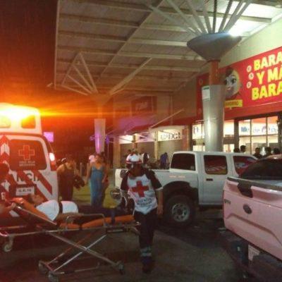 SEGUIMIENTO | Indagan 'modus operandi' de robo a Soriana Mercado de Región 209
