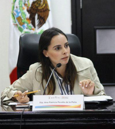 Ana 'Paty' Peralta confirma que será la candidata para el Distrito 03 por la alianza 'Todos por México'