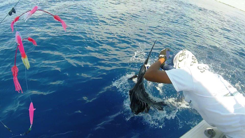 El quinto torneo de pesca 'Capitán Ferrat' se realizará del 20 al 22 de abril