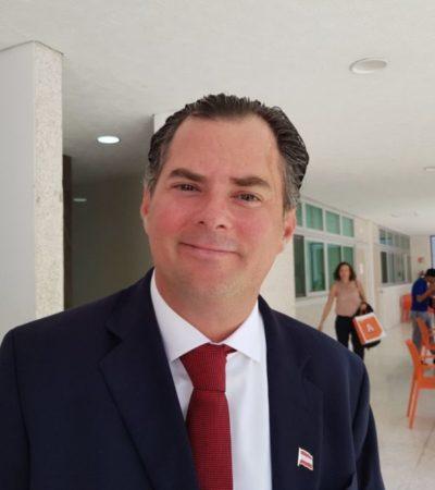 Quintana Roo es seguro, resalta Ricardo Schöndube Domene, cónsul de Austria