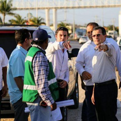 Avanza rehabilitación del Boulevard Luis Donaldo Colosio