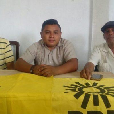 SE PONE DIFÍCIL LA CORRIENTE DE VENTRE: Ponen peros a la candidatura de Víctor Mas por el 'Frente' en Tulum