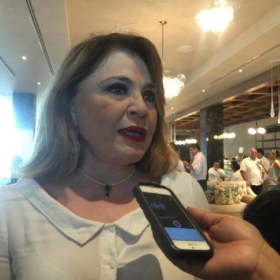"""Crecen inversiones, se amplía aeropuerto, abren nuevos negocios, a pesar de alertas de EU y Canadá, meros """"actos mediáticos"""", dice Lozano Vázquez"""