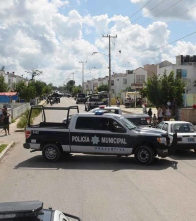 POLICÍAS DE CANCÚN, EN LA PICOTA: 110 elementos de Seguridad Pública serán dados de baja por no aprobar control de confianza