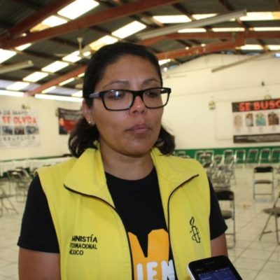 Amnistía Internacional demanda  más acciones contra violencia de género en QR
