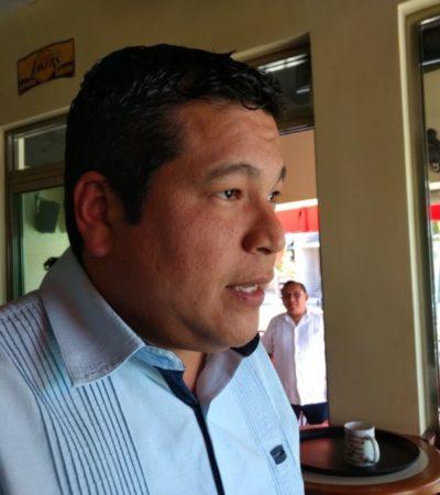 Fernando Zelaya Espinoza buscará presidencia municipal de Othón P. Blanco por coalición 'Por Quintana Roo al Frente'