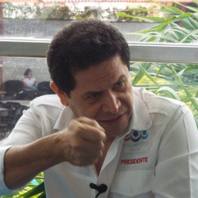 """""""PES no pidió alianza con Morena"""", además, """"Morena nos traicionó"""", dice Greg Sánchez"""