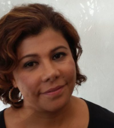 La priista Leslie Hendricks 'tira la toalla' de su candidatura por el tema de paridad de género