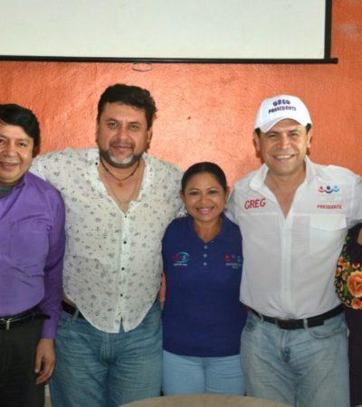 María Elena Ruiz Molina es postulada por el PES para presidir Lázaro Cárdenas