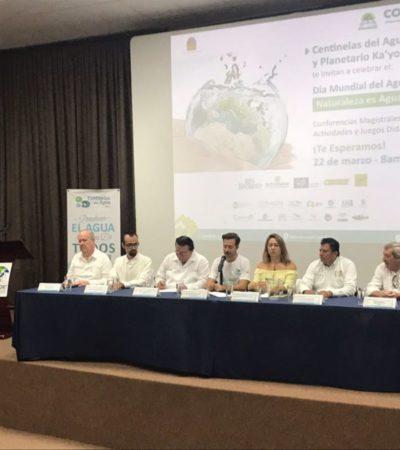 LA PENÍNSULA DE YUCATÁN NO ES 'FOCO ROJO', PERO…: 'Centinelas del Agua' llama a cuidar acuíferos subterráneos