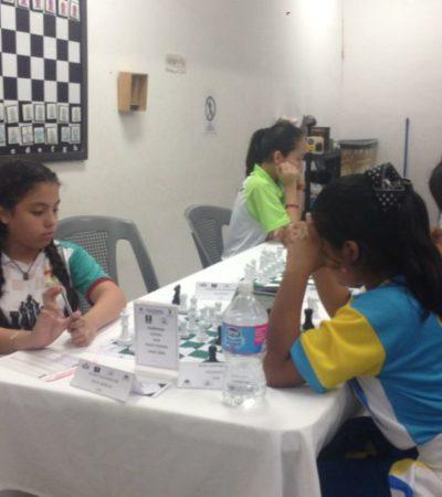 De 28 ajedrecistas quintanarroenses elegirán a los 8  mejores del 'deporte ciencia'