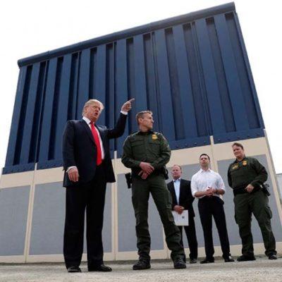La construcción del muro comenzará de inmediato anuncia Donald Trump