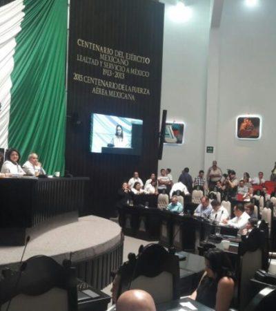 EN CASCADA DEJAN EL CONGRESO: Once diputados piden licencia para participar en elecciones