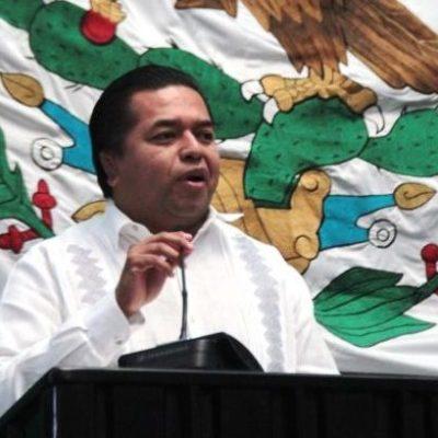 Hasta que no decida dirigencia nacional, Emiliano Ramos Hernández es precandidato del PRD a BJ