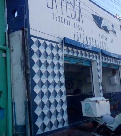 Viernes de cuaresma y no sube la venta de pescado y mariscos