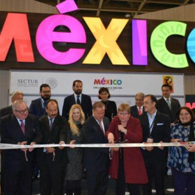PARTICIPA QR EN LA ITB DE BERLÍN: Crece 10.8% turismo alemán en Quintana Roo, asegura Sedetur