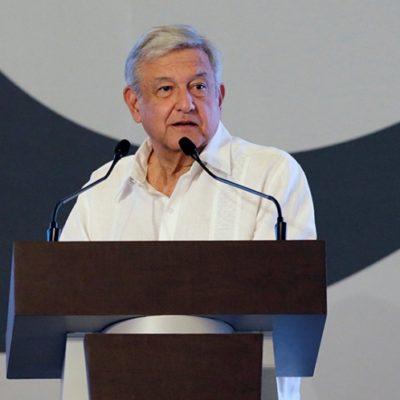 CANDIDATOS CON BANQUEROS: Gobierno austero y sin privilegios, plantea AMLO