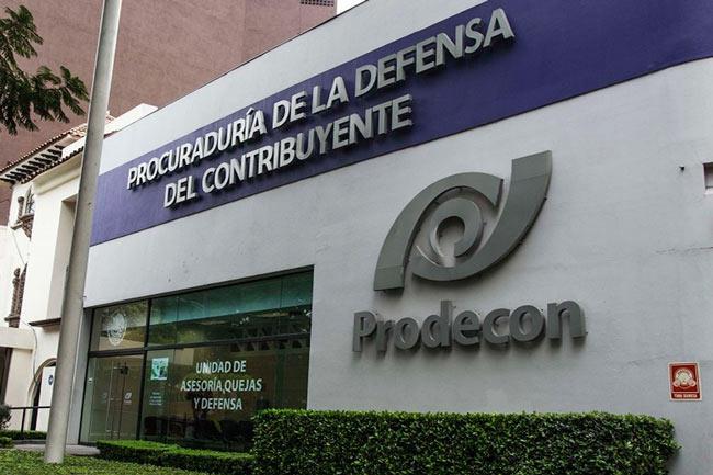 La Procuraduría de Defensa del Contribuyente defenderá a empresarios de excesos de autoridades federales