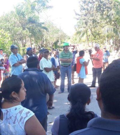 Quieren expulsar 'personas conflictivas' en José María Morelos