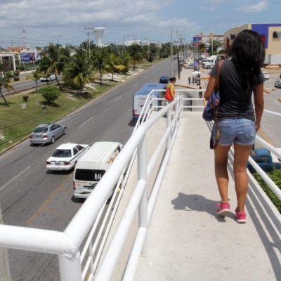 Ahora que está creciendo el número de hoteles en el Centro de Cancún debe haber mayor seguridad