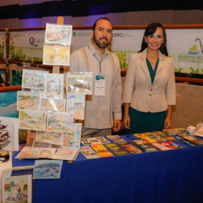 Participa Puerto Morelos por segundo año consecutivo en Cumbre Internacional de Turismo Social y Sustentable