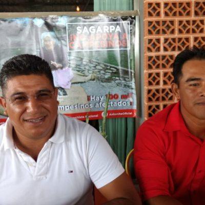 """Antorchistas marcharán el próximo 20 de marzo por el """"tortuguismo insultante"""" de la Sagarpa para liberar apoyos para el campo"""