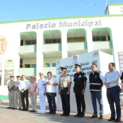 Operativo de seguridad en Zona Sur inicia actividades de vigilancia y apoyo por Semana Santa