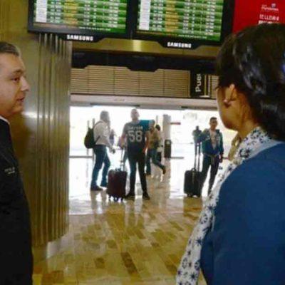 Mantiene Profeco vigilancia de aerolíneas durante el 'puente' de Semana Santa