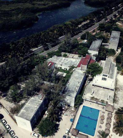 Aún falta cubrir el proceso jurídico para la recuperación plena de los terrenos del CREA en Cancún, reconoce el Gobernador