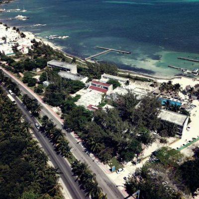 VAN POR RESCATE DE OTROS 25 PREDIOS: La recuperación de terrenos del CREA en la Zona Hotelera es un primer paso contra los abusos del borgismo, advierten
