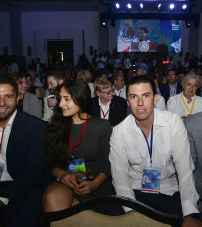 Cancún, presente en la Cumbre Mundial del Océano 2018