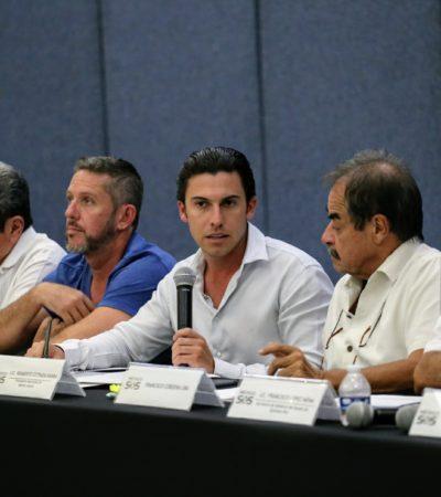 Asegura Remberto Estrada que se está cerrando el paso a la delincuencia