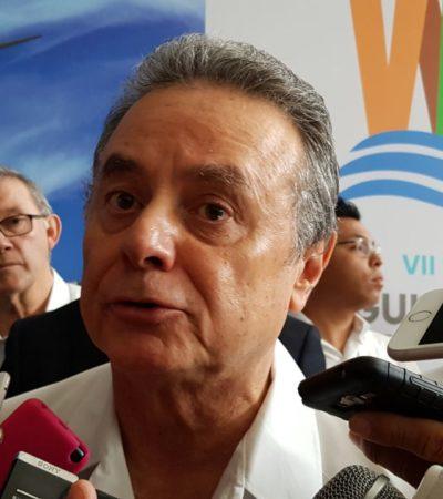 Sale Pedro Joaquín Coldwell en defensa de proyecto de gasoducto de Progreso al aeropuerto de Cancún