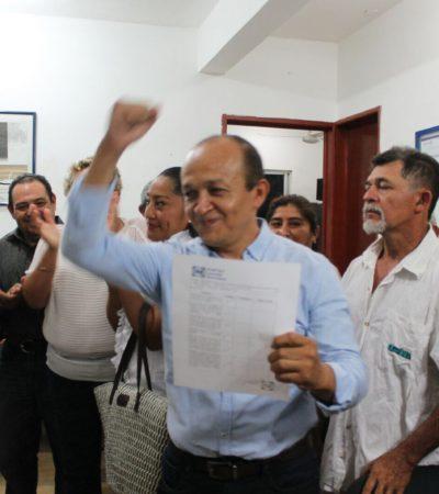 'Doctor Tapia', suplente de Miguel Ramón por el Distrito 01