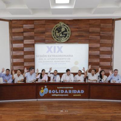 Aprueba Cabildo de Solidaridad presupuesto y cuenta pública del 2017