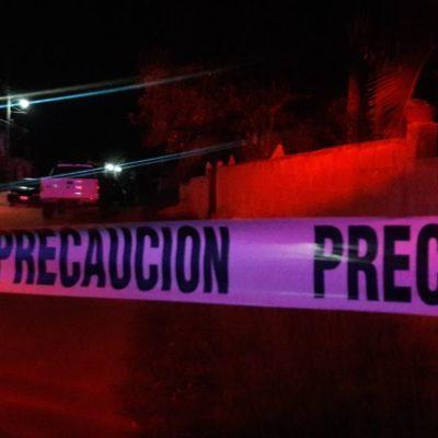 En su tercer intento, se suicida hombre a los 32 años en José María Morelos