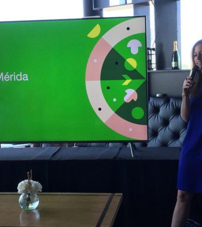 LLEGA 'UBEREATS' A YUCATÁN: Lanza Uber servicio de comida a domicilio en Mérida